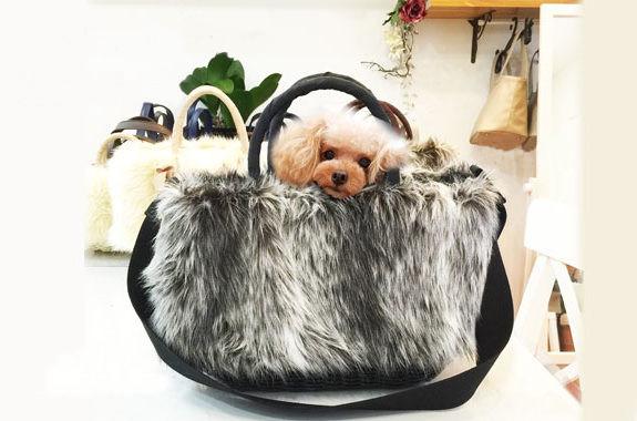 ドッグキャリーバッグのご購入はオーダーメイドも受け付けている「ftakako」エフタカコで!~デザインのかわいいバッグ・折りたたみなど~